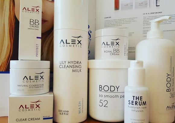 Отзывы о косметике alex