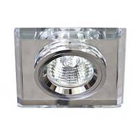 Светильник точечный Feron 8170-2 MR16 серебро серебро