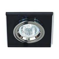 Светильник точечный Feron 8170-2 MR16 серый серебро