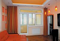 Продажа и установка металлопластиковых балконных блоков в Херсоне