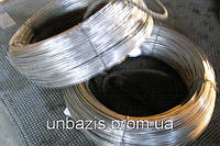 Проволока нержавеющая в бухтах 12Х18Н10Т ф2,0 мм мягк./жёст. уп(70 кг)