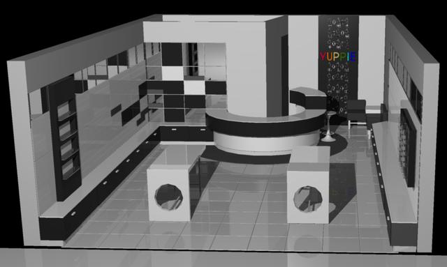 Дизайн проект торговых площадей