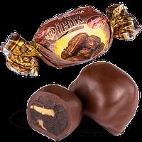 Шоколадные конфеты Финик с грецким орехом Skava