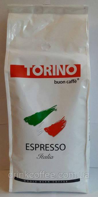 Кофе Torino Espresso Italia, Эспрессо Италия, 60% Арабики 40% Робусты, 1кг