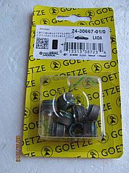 Сальники клапанів 2101-2107, 2108, 2110, 1102, 1103, 1105, Сенс,406 Goetze комплект 8шт