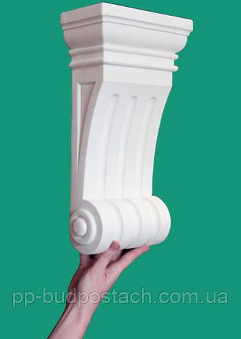 Фасадний декор з поліуретану