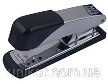 Степлер 24/6, 20 листов, BM.4253, металлический корпус 124 мм., ассорти. BuroMax