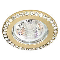 Светильник точечный Feron DL100-C MR16 золото