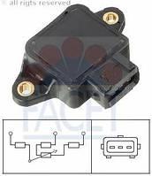 Датчик положения дроссельной заслонки (потенциометр) MEYLE 6148990008; EPS 1995002 на Peugeot 605, 406, 405