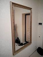 Зеркало с багетом в коридор