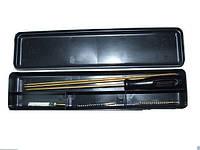 "Набор для чистки пневматики 4,5 мм ""BOX"", средство по уходу за оружием, оружейное масло, комплектующее для ору"