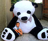 Плюшевая панда Мягкая игрушка огромный мишка 320 см Медведь 3 метра!