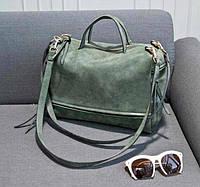 Стильная и молодежная женская сумка.