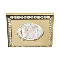 Светильник точечный Feron DL102-C MR16 золото