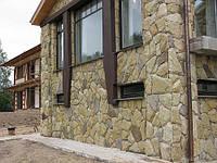Особливості декорування фасаду будівлі каменем