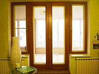 Купить пвх двери балконные в Херсоне