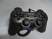 Джостик Double shock HI-G5005 ,Геймпад 5005, джостик, качество, на пк,xbox, компьютерные аксессуары,PC,Hi-Rali