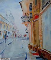 Картины для дома и офиса (живопись маслом)