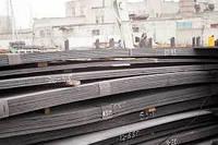 Лист стальной горячекатаный сталь 65Г