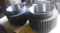 Обечайки (діаметр до 215мм), комплекти роликів, вали, кришки, хомути, з/ч для грануляторів ОГМ-0.8/ОГМ-1.5