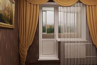 Купить двери металлопластиковые балконные в Херсоне