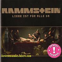 Музыкальный сд диск RAMMSTEIN Liebe ist fur alle da (2009) (audio cd)