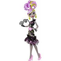 Monster High Добро пожаловать на Танец испуга Моаника Д´Кей Welcome to Monster High Moanica D´Kay Dance the Fright Away Doll