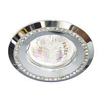 Светильник точечный Feron DL103-C MR16 хром