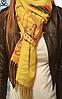 Палантин женский шелк-шерсть «Стамбул»