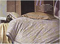 Постельное белье сатин-жаккард FSM379 Евро Word of Dream