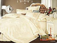 Комплект постельного белья жаккард, евро-размер