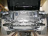 Декоративно-захисна сітка радіатора Jeep Grand Cherokee 2013 - фальшрадіаторная решітка, бампер, фото 3