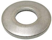 Шайба DIN 6796 пружинная зажимная ф.6,  ГОСТ 13439-68, (EN ISO 10670), нержавеющая А2