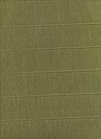 Гофрированная бумага Креп Cartotecnica Rossi - Оливковая №562