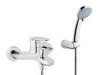 Смеситель для ванны Invena Kastos Chrom BW-16-001 Польша