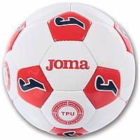 Футбольный мяч Joma INTER4.T3 (бело-красный; размер 3)
