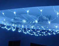 Светодиодная LED гирлянда сетка 2х2м
