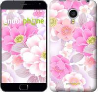 """Чехол на Meizu MX4 PRO Цвет яблони """"2225u-132"""""""