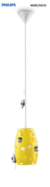 Подвесной светильник philips mykidsroom Cheezzz