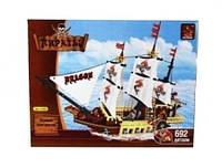 27904  «Пираты» Конструктор AUSINI 692 дет.