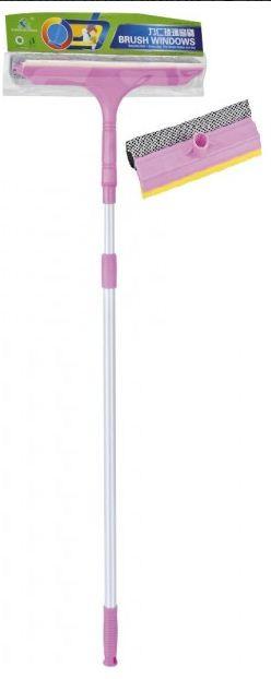 Окномойка + Запаска с  телескопической ручкой