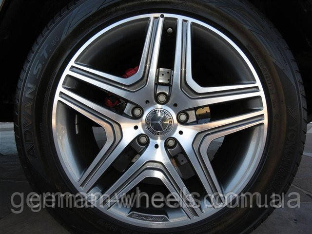 """Колеса 20"""" Mercedes G63/65 AMG"""