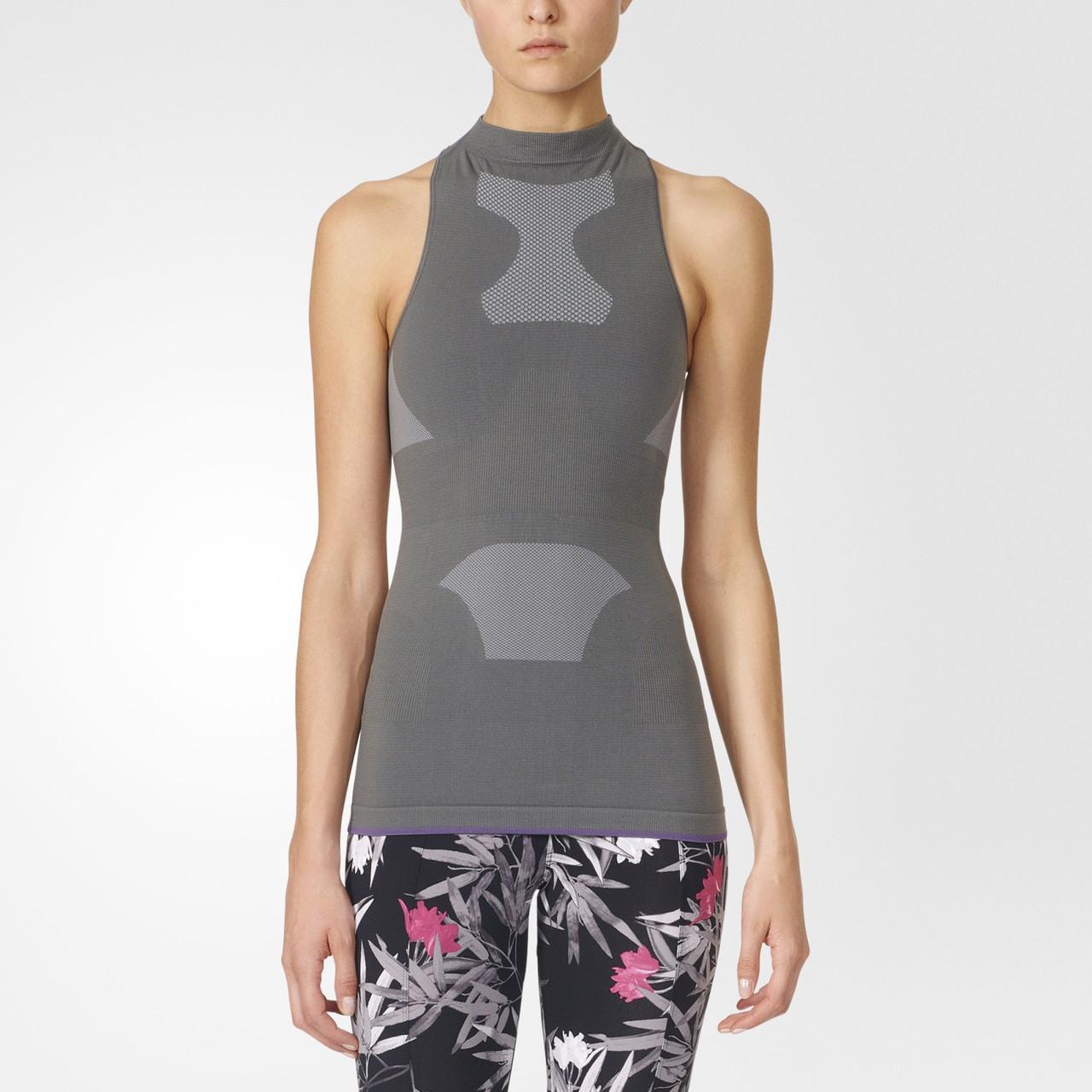 Женская майка Adidas by Stella McCartney Yoga Seamless (Артикул: B10615)
