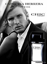 Carolina Herrera Chic For Men туалетная вода 100 ml. (Тестер Каролина Херрера Чик Фор Мен), фото 3