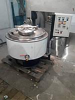 Котел пищеварочный с мешалкой кпэ-200 с герм кр, фото 1
