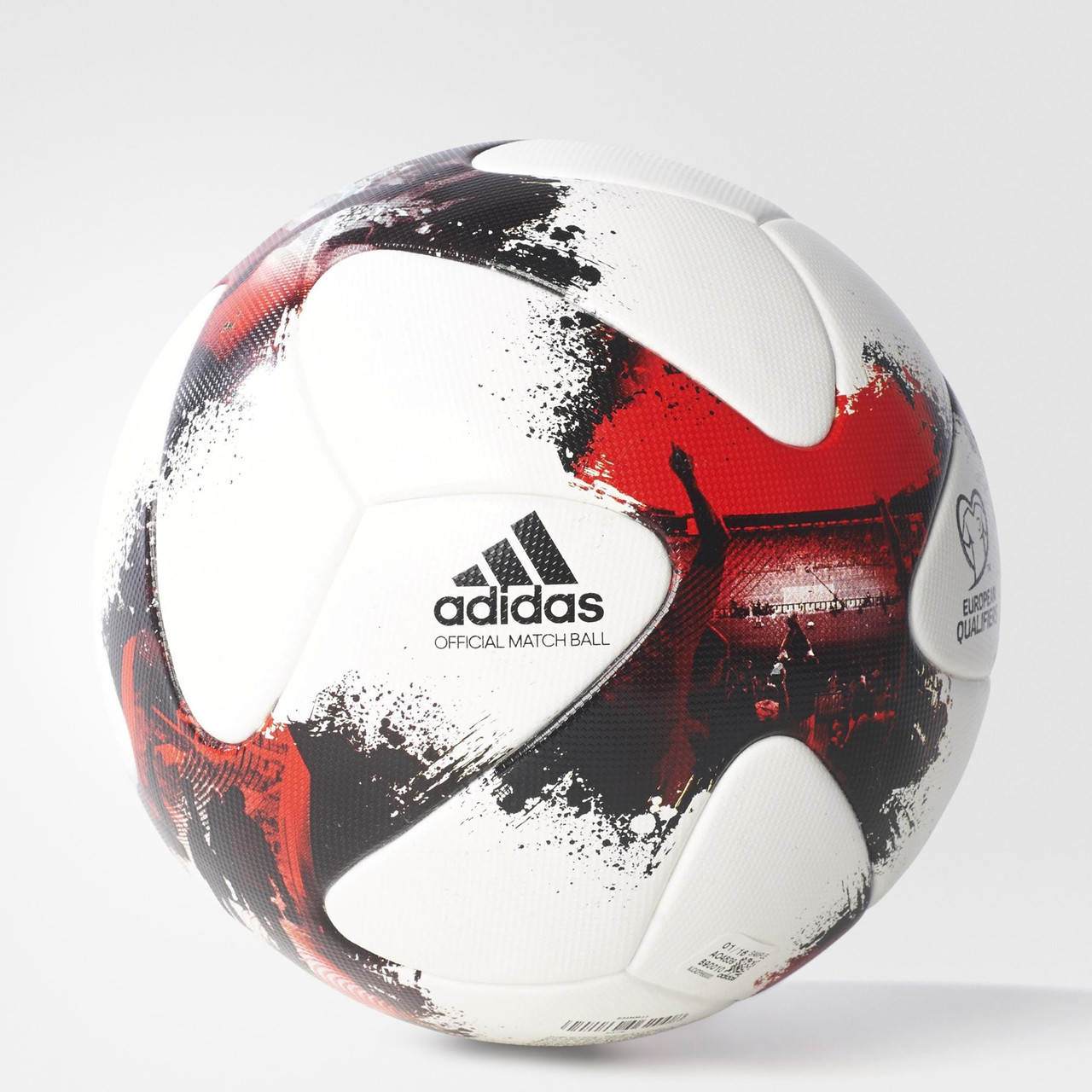Футбольный мяч Adidas European Qualifiers (Артикул  AO4839) -  Интернет-магазин «Эксперт ea5d74c1e9713