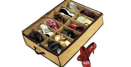 Органайзер для хранения обуви «Shoes Under», фото 2