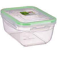 Контейнер fresh box прямоугольный (1.4л)