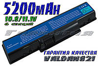 Аккумуляторная батарея Acer eMachines D525 E525 E625 E630 E727 G627 D725 E527 E627 E725 G725 G630 AS09A31 AS09
