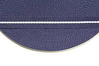 ТЖ 20мм елочка (50м) т.синий+белый , фото 1